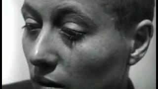"""Jean-Luc Godard """"Vivre sa vie"""" (1962) - La mort."""