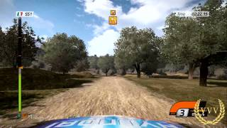 WRC 4 Rally Italy - Noon
