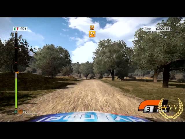 WRC 4 Rally Italy - Noon