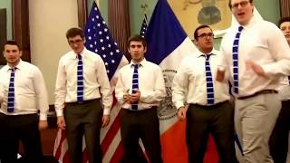 MTA Choir performing at City Hall Yom Yerushalayim (May 23, 2017)