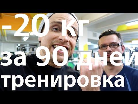 Проект -20 кг за 90 дней на ПГ, день 4, вес, форма, первая тренировка, периодическое голодание