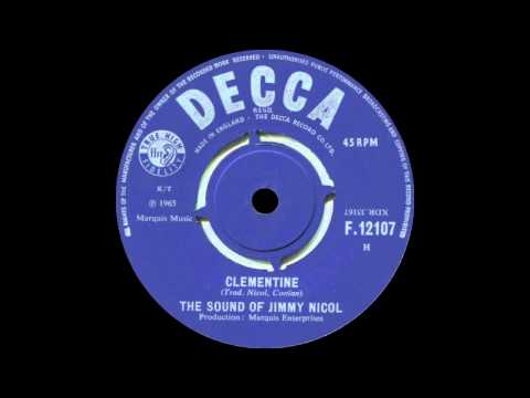 The Sound Of Jimmy Nicol - Clementine