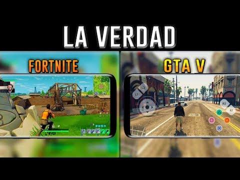 Sobre el APK de Fortnite y GTA V en Android - Top Juegos Nuevos Android 2018 *AcciónAndroid*