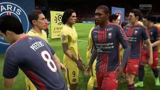 [FIFA18] Paris Saint-Germain vs SM Caen | Ligue 1 | Journée 38 | 19 Mai 2018 | Pronostic