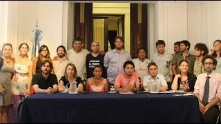 Trabajadores textiles de Elemento exigieron que la empresa reincorpore trabajadores