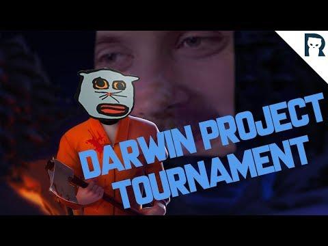 Darwin Project Tournament - Lirik Stream Highlights #66