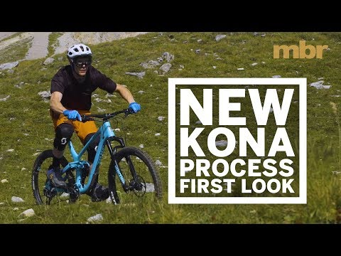 Kona Process 153 CR DL | First Look | MBR