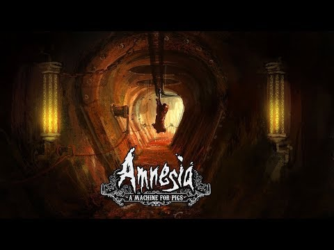 СВИНСКИЙ УЖАС ???? Amnesia: A Machine for Pigs