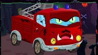 Download truk pemadam kebakaran | Cuci Mobil | mainan truk | Lagu Anak | Fire Truck | Kids Channel Indonesia