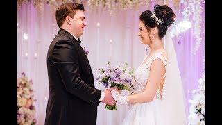 Украшение свадьбы Анны и Максима в ресторане Shen Crystal