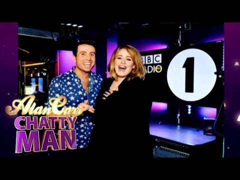 Nick Grimshaw Cried with Adele - Alan Carr: Chatty Man