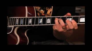 Navigating ii-V-I Changes on Jazz Guitar