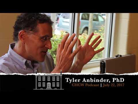 Dr. Tyler Anbinder talks Martin Scorsese, City of Dreams, & academic writing