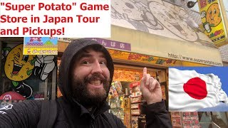 Super Potato - Game Store in Japan - Tour & Pickups - Adam Koralik