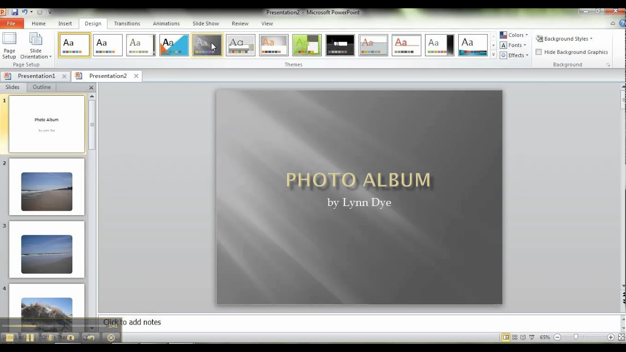 how to add photos to iphoto album