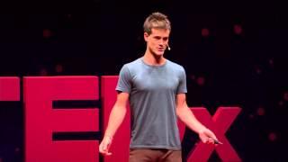 Designing a life of Beautility: Max Cougar Oswald at TEDxOrangeCoast