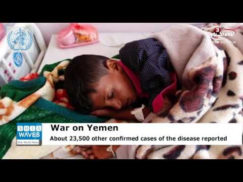 World Health Organization: Cholera has killed 242 in Yemen
