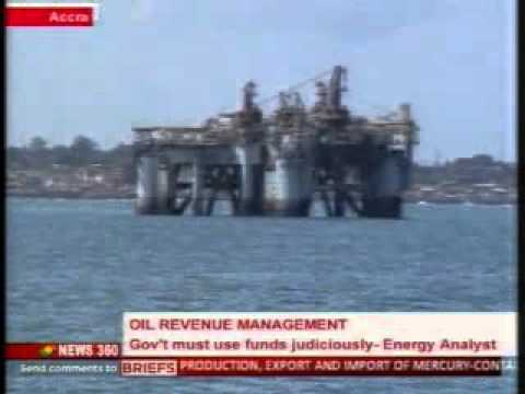 News360 - Gov't must use oil revenue funds judiciously - Energy Analyst  - 22/10/2015