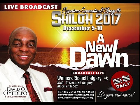 Shiloh 2017 Encounter Night Day 2 - December 6, 2017