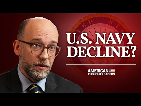 OMB Dir. Russ Vought on Bolstering the U.S. Navy & Defunding Gov't Critical Race Theory Training