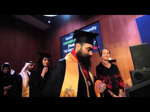 Georgetown University in Qatar--Commencement 2014