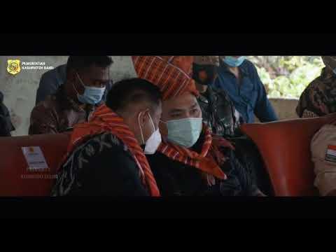 Kunjungan Reses Ke Tanah Pinem, Anggota DPR-RI  Bob Sitepu Perjuangkan Bedah Rumah Tahun 2022