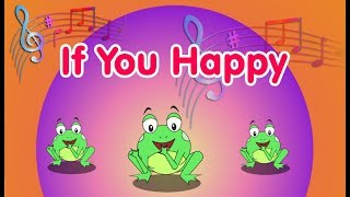 If You Happy And You Know It - Nursery Rhyme | Lagu Anak Channel