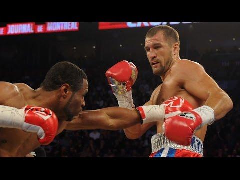 Legendary Boxing Highlights: Kovalev vs Pascal