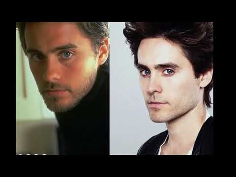 Jared Leto - From Baby to 45 Year Old