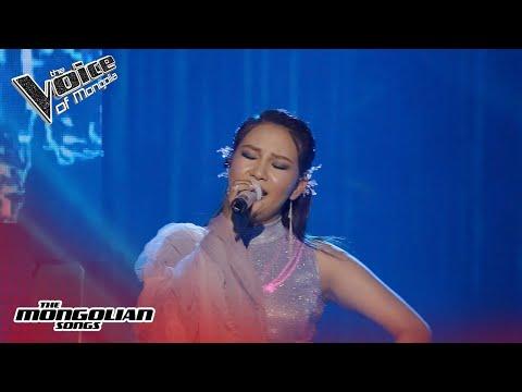 "Dorjpagma.B - ""Усны тунгалаг тамирын гол"" | The Quarter Final | The Voice Of Mongolia 2020"