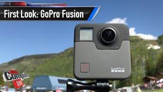 GoPro Fusion im First Look: Schafft die 360-Grad-Cam den VR-Durchbruch?
