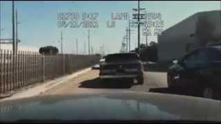 Police pursuit VS Oldsmobile