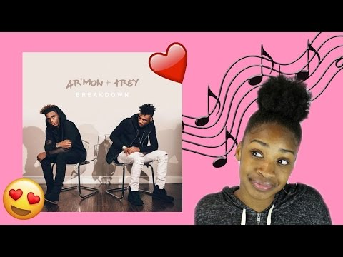 Armon and Trey Breakdown Official Music Video | Reaction