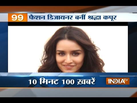 News 100 | 16th February, 2017 - India TV