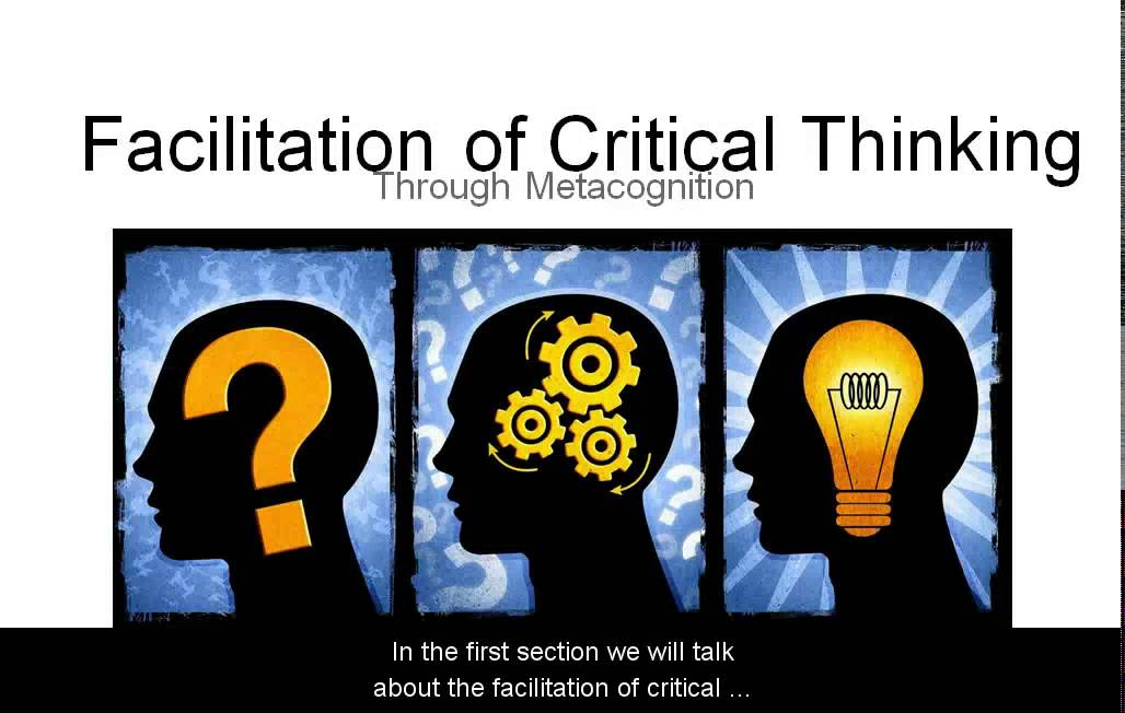 critical thinking research skills