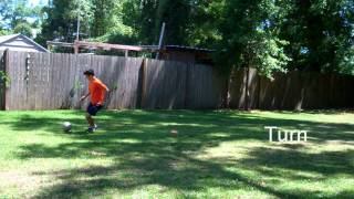 Drills in Soccer - 30 Minute Soccer Training Session #2 - Online Soccer Academy