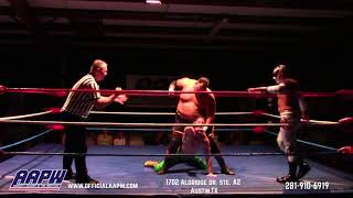 Hurricane Hector and Steve'O Reno vs Massive and Uzziel - New Era 06_09_18