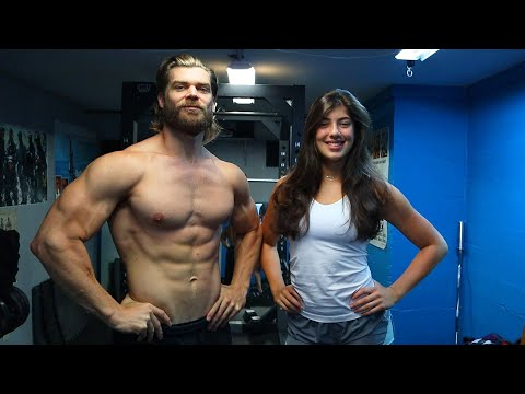 BUFF COUPLE WORKOUT | Superhero Plan Stage 2 Day 4