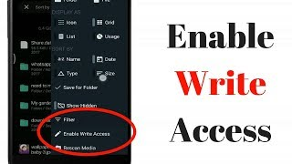[Fixed] Enable Write Access Permission In Android Device Without Root | TecHelper screenshot 5