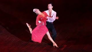 Mannheim 2014 | WDC Professional LAT | Honour dance Rumba | Michal Malitowski - Joanna Leunis