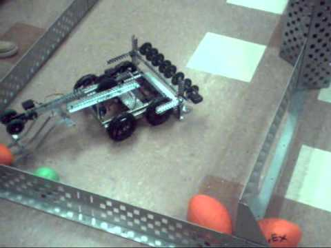 Vex Robotics Tournament Swept Away Teams 34 Youtube