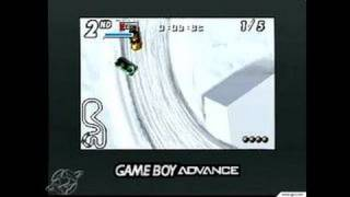 Karnaaj Rally Game Boy Gameplay_2002_06_27