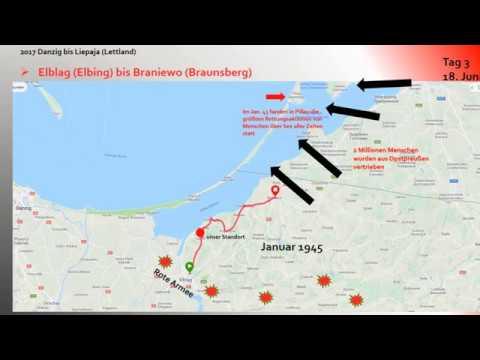 Mit dem Fahrrad von Danzig bis St. Petersburg