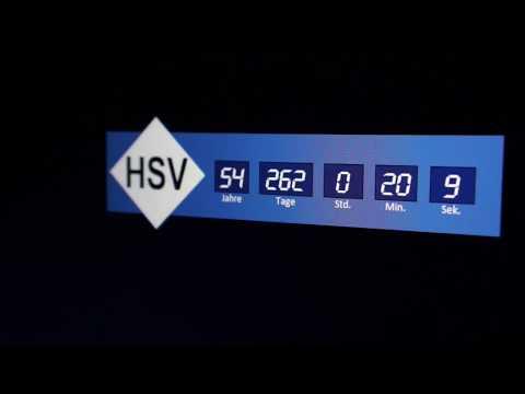 DJ Kalli Rakete - Manche Uhren bleiben stehen (# HSV Abstieg Mix)