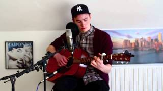 Calvin Harris - Sweet Nothing ft. Florence Welch - Peter Hoeyer cover