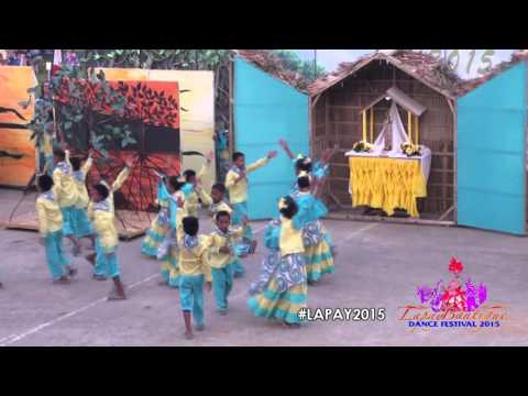 Lapay Bantigue Dance Festival 2015 - Bantigue Elementary School