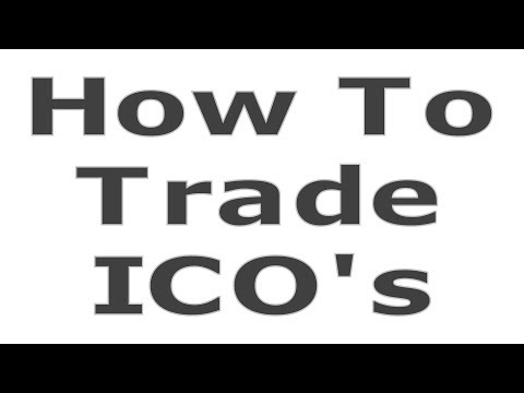 How To Trade ICO's - ClubCoin / Dollar
