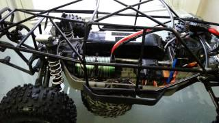Slash Ultimate 4x4 LCG, Mamba Monster 2, 6s Lipo