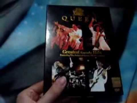 Queen - Greatest Karaoke Hits (Box Set)