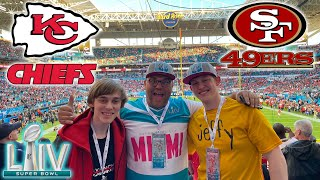 We Went to Super Bowl 54!!! | Hilarious! |